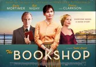 Film poster for The Bookshop